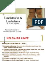 13 LIMFADEMA DAN LIMFADENITIS dr.Dian A.ppt