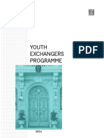 Youth Exchangers Programme Report 2016