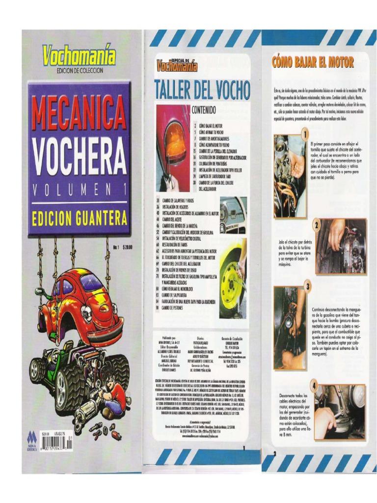 revista vochomania pdf gratis