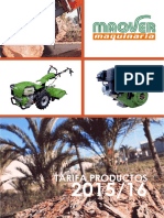 1106043720 Catalogo GENERAL Productos Maqver Con Precio Definitivo PVP 2015 (06.11.2015)
