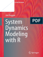 System Dynamics Modeling With R Lecture Notes in Social Networks by Jim Duggan