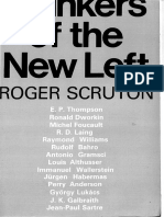 Roger Scruton - Thinkers of the New Left