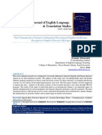 The Communicative Function of Intonation Processing in English and Persian Perception of Implicit Directive Messages