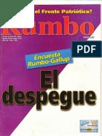 REVISTA RUMBO- 123