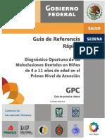 Diagnóstico de Apendicitis Aguda GRR