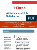 Chapter 3 - Value, Attitudes n Job Satisfaction[1]