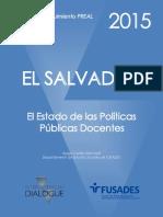 Politicas Publicas Docentes en fusades