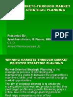 Winning Market through Market Oriented Strategic Planning.ppt