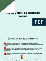 Eliseo Verón La Semiosis Social (1)