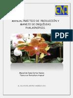 Producción y Manejo de Orquídeas Phalaenopsis