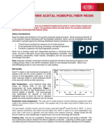 Delrin®  Acetal Homopolymer Resin – Molding Tips