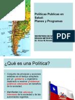 1.Politicas Publicas en Salud 2011