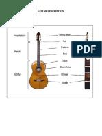 Guitar Description