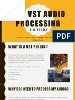 Live VST Audio Processing v3