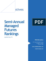Managed Futures Rankings August 2015 FINAL