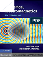 Numerical Electromagnetics the FDTD Method