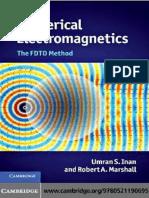 Numerical Electromagnetics the FDTD Method