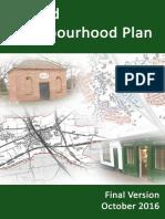 final neighbourhood plan 03 10 2016