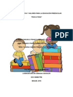 Curriculo Para La Educación Preescolar