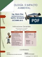 Ecologia e Impacto Ambiental.