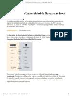 La Biblia de La Universidad de Navarra Se Hace Digital - Opus Dei