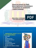 Termologia e Termodinâmica