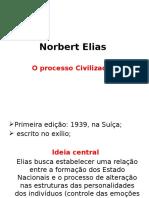 o proceso civilizador, norbert elias