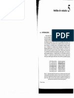 Medidas de Variación Cap. V