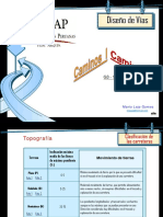 Clasificacion Vial Internacional y Velocidad de Diseño G3-14