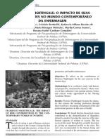 Historia Da Enfermagem Florence