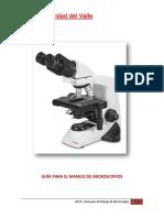 Guia de Manejo Para Microscopios