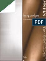 Miller, Jacques-Alain - Los Signos Del Goce