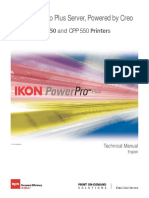 IKON PowerProPlus v2 Tech Manual