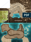 Pathfinder [Pzo9550e] Module - Down the Blighted Path Poster Maps (2016)