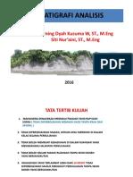 Microsoft PowerPoint - STRATIGRAFI ANALISIS - KULIAH 2016.pdf
