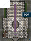 Pathfinder [Pzosqw30020e] Flip-Mat - Cathedral