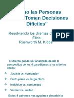 DILEMAS- curso 1