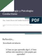 Epistemología Conductismo