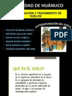 Autodepuracion Del Suelo..