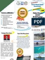 Leaflet Wisata Bahari