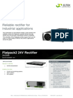 Datasheet Flatpack2 24-2000