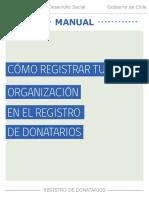 Instituciones Donatarias 8.2.2016