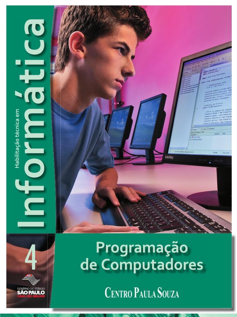 3264c2696e6 Informatica  Programação de Computadores