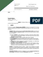 750-2014 Consulta de Setencia de Divorcio Por Adulterio, Bandono Injustificado Del Hogar Conyugal y Separacion de Hecho