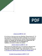 NIMF 15