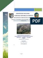 Zonificación Ecológica y Económica Modificado