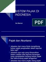 SISTEM PAJAK DI INDONESIA.ppt