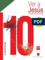 Ver a Jesus 10 Secundaria