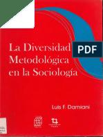 La Diversidad Metodológica. Luis Damiani
