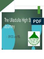 hunter unconference uhs byod   pbl journey presentation  1